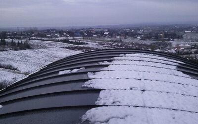Szél és Hó